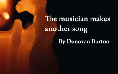 The musician makes another song