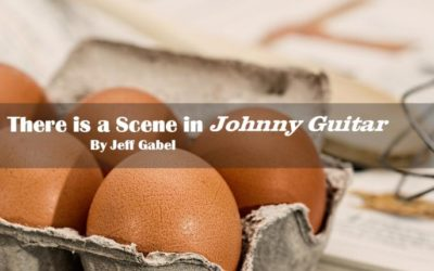 There is a Scene in Johnny Guitar